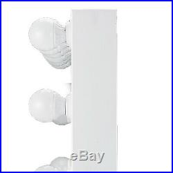 Hollywood Makeup Vanity Mirror Lighted Mirror Dimmer White+FREE LED Bulbs
